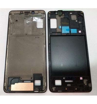 Samsung Galaxy A9 2018 A920F black front housing or frame sm-a920f