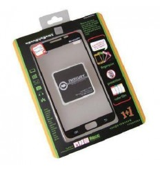 Protector film for Note 2 black designed by Mercury