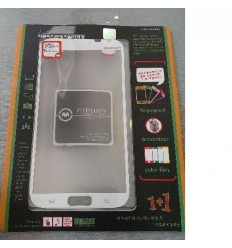 Protector film for Note 2 white designed by Mercury