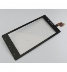 Sony Xperia J ST26I Pantalla táctil negra original