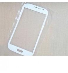 Samsung Galaxy S4 I9505 original white lens Gorilla Glass.