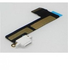 iPad Mini Blanco flex conector de carga original