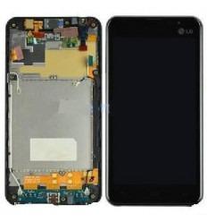 LG Escape P870 Lcd + Táctil negro original