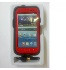 Samsung S3 I9300 Lifeproof Let s go Protector rojo