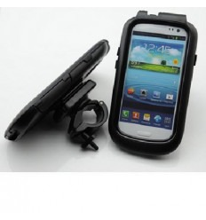 Samsung S3 i9300 Support and protector tight to bike
