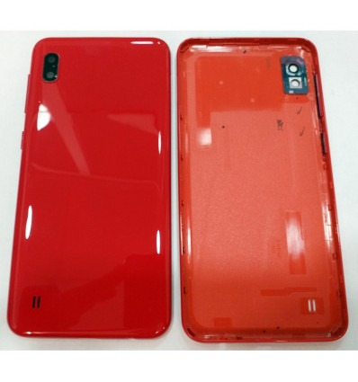 Samsung Galaxy A10 red back cover or battery cover SM-A105F SM-A105D