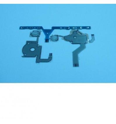 Psp 3000 set recambio sensor home,L, R etc