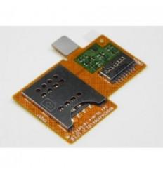 Sony Ericsson Xperia Miro ST23I Flex Lector sim y memoria or