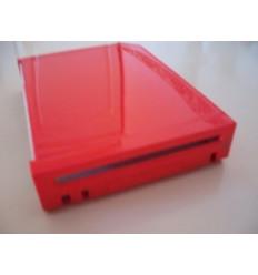 Red full case for Wii