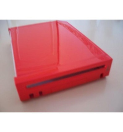 Red full case for Wii