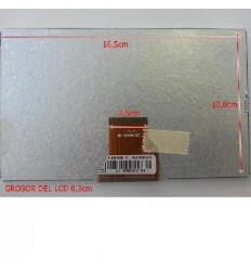 """Pantalla LCD Repuesto Tablet china 7"""" Modelo 1"""