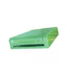Carcasa repuesto Wii Verde.