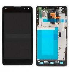 LG Optimus G E973 E975 original black lcd + frame + touch sc