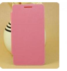 Samsung Galaxy S II I9100 pink flip cover.