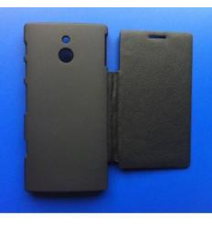 Sony Xperia P LT22I black Flip Cover
