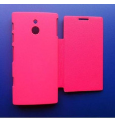 Sony Xperia P LT22I pink Flip Cover