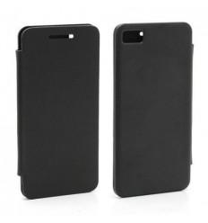 Blackberry Z10 Flip Cover Negra
