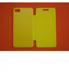 Blackberry Z10 Flip Cover amarilla
