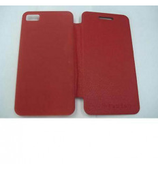 Blackberry Z10 Flip Cover Roja