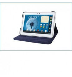 Samsung Galaxy TAB2 10.1 P5100 P5110 book case rotated dark blue