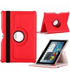 Samsung Samsung Galaxy TAB2 7.0 P3100 book case rotated red