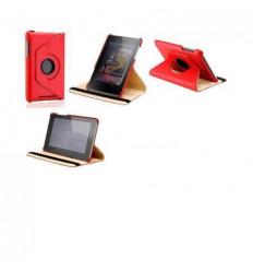 "Asus Google Nexus 7"" Funda Giratoria 360º Roja"