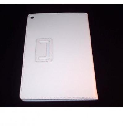 Funda de piel para tablet xperia z color blanco - Funda xperia z tablet ...