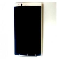Sony Ericsson XP ARC ARC S W Táctil+Lcd+Marco Blanco Origina