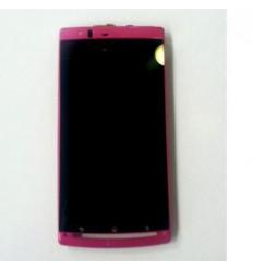 Sony Ericsson XP ARC ARC S W Táctil+Lcd+Marco Rosa Original