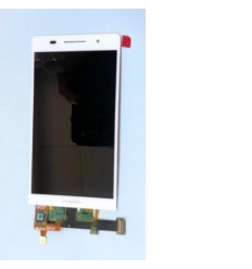 Huawei Ascend P6 pantalla lcd + táctil blanco original