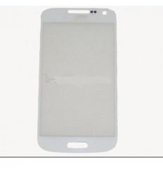 Samsung Galaxy S4 Mini I9195 Cristal blanco Gorilla Glass Or