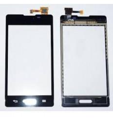 LG E460 E450 Optimus L5 II Pantalla Táctil negra orignal