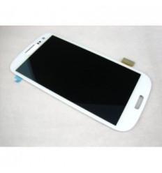 Samsung Galaxy i9300 pantalla lcd + táctil blanco original