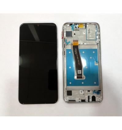 Pantalla T/áctil Vidrio Pantalla LCD para Huawei Honor 10 Lite Hry-lx1 Negro