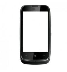 Nokia 610 Táctil + Marco negro Original