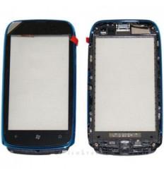 Nokia 610 Táctil + Marco azul Original