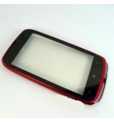 Nokia 610 Táctil + Marco rojo Original