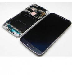 Samsung Galaxy S4 I9505 original blue display lcd with touch