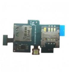 Samsung I9198 Galaxy S4 Mini Flex Lector Sim y Micro SD Orig
