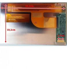 """Pantalla Lcd Repuesto Tablet China 7"""" Modelo 2"""