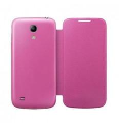Samsung Galaxy SIV Mini I9190 i9195 Flip cover rosa