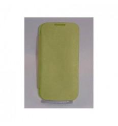 Samsung Galaxy SIV Mini I9190 i9195 Flip cover verde