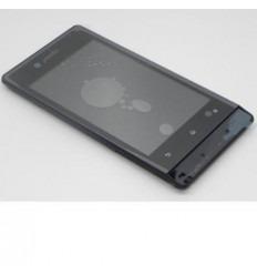 Sony Ericsson Xperia Miro ST23I LCD + Táctil + Marco negro o