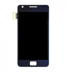 Samsung I9105P SII Plus original blue display lcd with touch