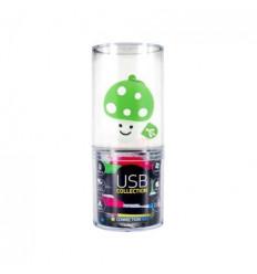 Pendrive green mushroomred 8GB