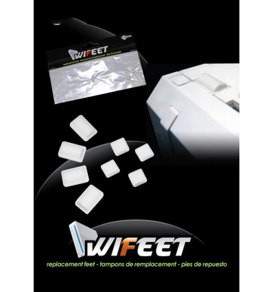 REPLACEMENT FEET FOR WII
