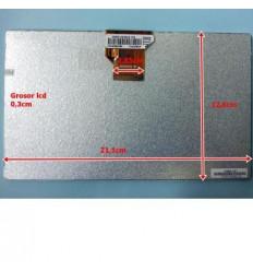 """Pantalla lcd Repuesto Tablet china 9"""" Modelo 3"""