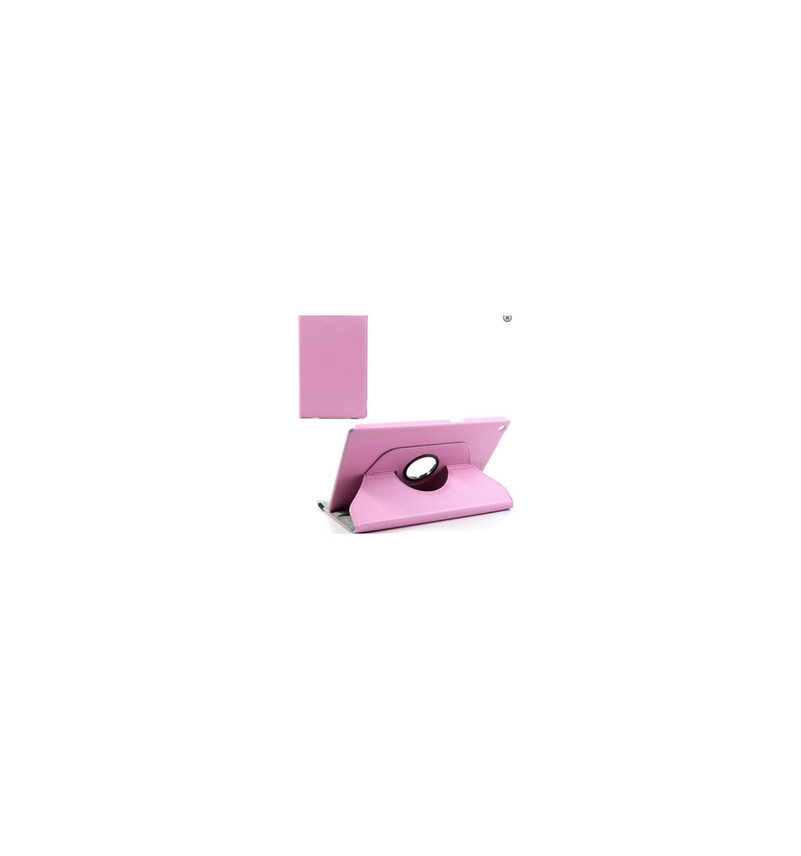 Sony xperia z funda giratoria 360 rosa claro - Funda xperia z tablet ...