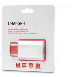 Cargador RED-USB Universal 5V 1A 6204