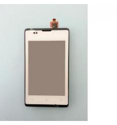 Sony C1505 C1605 C1604 Xperia E Dual LCD + Táctil + marco Bl